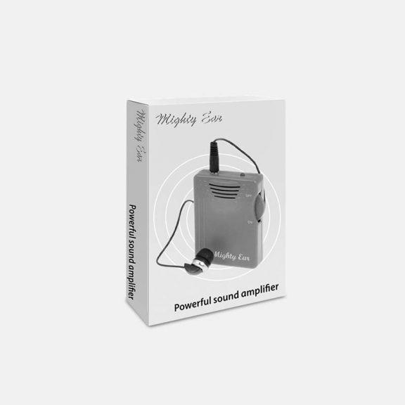 Amplificador Auditivo EarsMate