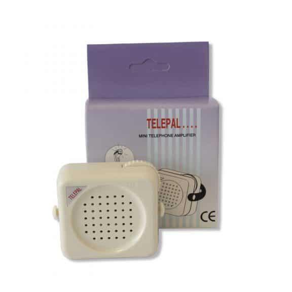 Amplificador para telefone