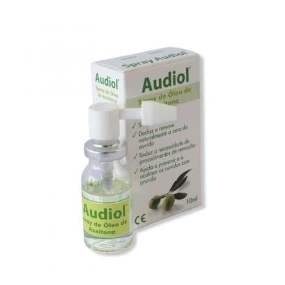 Audiol Spray de Óleo de Azeitona
